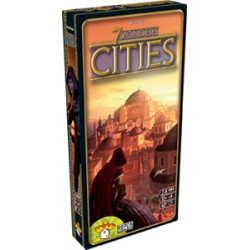 7 WONDERS - EXT CITIES