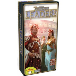 7 WONDERS - EXT LEADERS