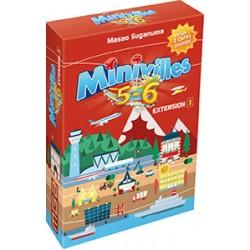 MINIVILLES - EXT3 5/6 JOUEURS