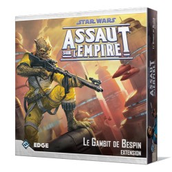 STAR WARS : ASSAUT SUR L'EMPIRE - LE GAMBIT DE BESPIN
