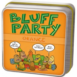 BLUFF PARTY - ORANGE
