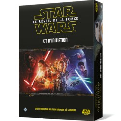 STAR WARS : LE REVEIL DE LA FORCE : KIT D'INITIATION