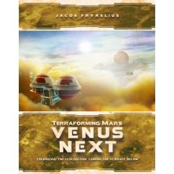 TERRAFORMING MARS- EXT VENUS NEXT