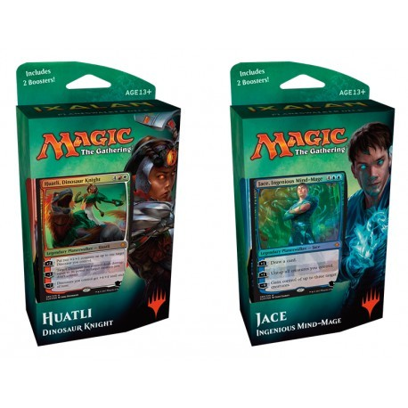MAGIC THE GATHERING : IXALAN PLANESWALKER DECK