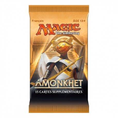 MAGIC THE GATHERING : AMONKHET BOOSTER