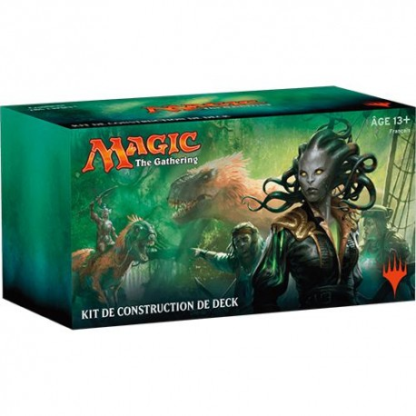 MAGIC THE GATHERING : IXALAN KIT DE CONSTRUCTION
