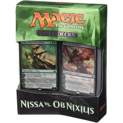 MAGIC THE GATHERING : Duel Deck Nissa Vs Ob Nixilis EN