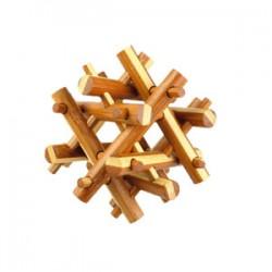 casse tête bambou n°18
