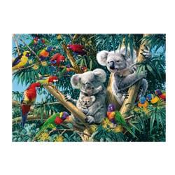 MICRO PUZZLE - koala outback