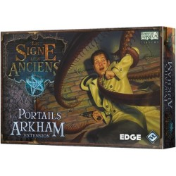 LE SIGNE DES ANCIENS : LES PORTAILS D'ARKHAM