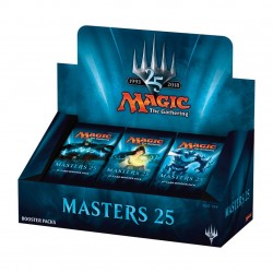 MAGIC THE GATHERING : MASTER 25