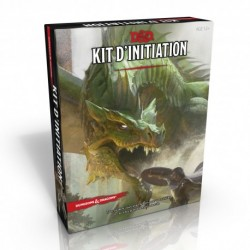 DUNGEONS & DRAGONS : KIT D'INITIATION 5éme édition