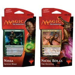 MAGIC THE GATHERING : Age de la Destruction PLANESWALKER DECK