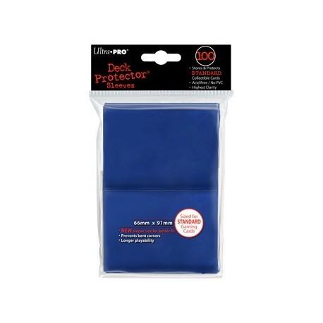 ULTRA PRO sleeves Standard (Bleu) 66X91