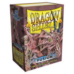 DRAGON SHIELD Fusion - 100 Sleeves