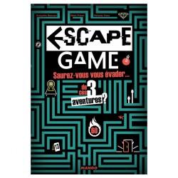 ESCAPE GAME : SAUREZ-VOUS VOUS EVADER