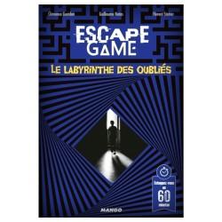 ESCAPE GAME : LE LABYRINTHE DES OUBLIES