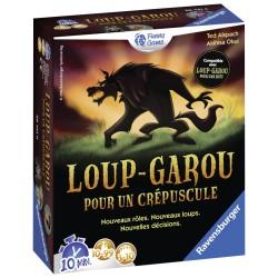 LOUP-GAROU POUR UN CREPUSCULE