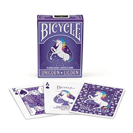 CARTES BICYCLE BOURBON