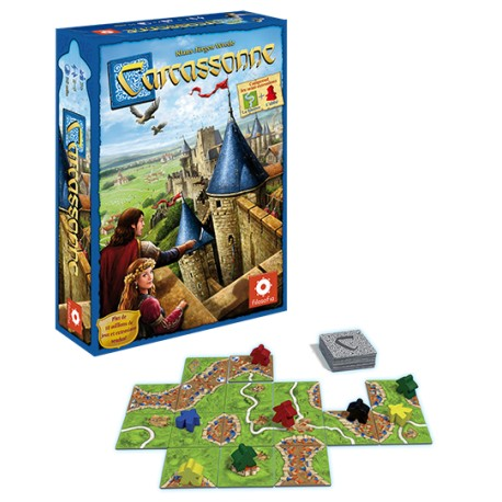 CARCASSONNE (NOUVELLE VERSION)