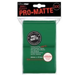 ULTRA PRO sleeves Matte Standard (vert) 66X91