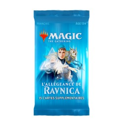 MTG : ALLEGEANCE RAVNICA BOOSTER