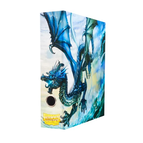 DRAGON SHIELD Classeur Blue Art Dragon
