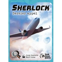 Q-SYSTEM : SERIE SHERLOCK : DERNIER APPEL