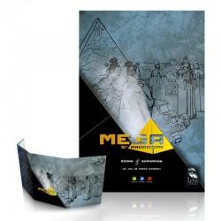 MEGA 5E PARADIGME - Ecran et scénario