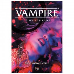 VAMPIRE LA MASCARADE - Kit d'introduction