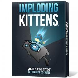 EXPLODING KITTENS : Ext IMPLODING KITTENS