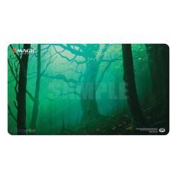 MTG : Unstable Tapis de Jeu (Forêt)