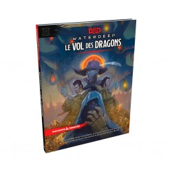 DUNGEONS & DRAGONS : WATERDEEP LE VOL DES DRAGONS