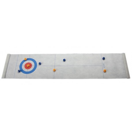 MINI CURLING GAME