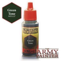 PEINTURE QS GREEN TONE - ARMY PAINTER