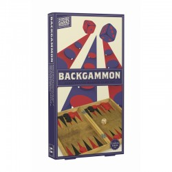 BACKGAMMON PROFESSOR PUZZLE