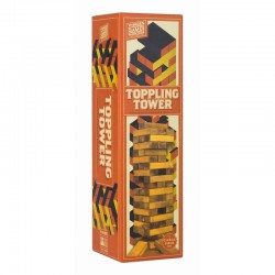 TOPPLING TOWER - PROFESSOR PUZZLE