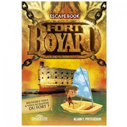 ESCAPE BOOK FORT BOYARD
