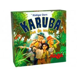 KARUBA JEU DE CARTES