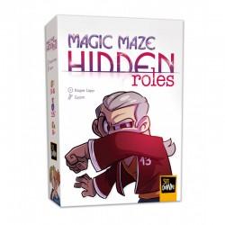 MAGIC MAZE HIDDEN ROLES