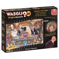 Puzzle Wasgij Original 26 : 1000 pc