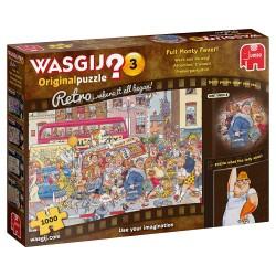 Puzzle Wasgij Retro Original 3 : 1000 pc