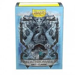 Dragon Shield - King Athromark III Coat of Arms
