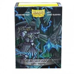 Dragon Shield - King Athromark III Portrait