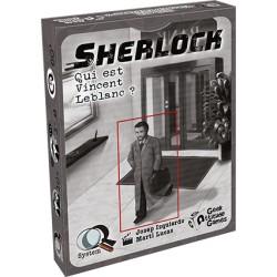 Q-SYSTEM : SERIE SHERLOCK : QUI EST VINCENT LEBLANC?