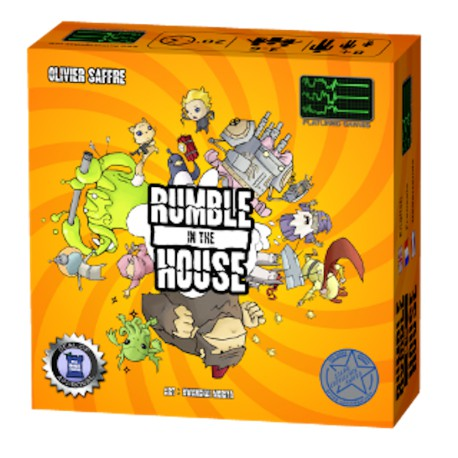 Rumble int the house