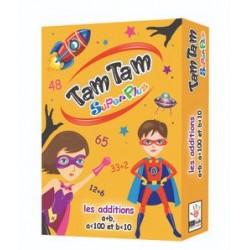 TAM TAM SUPERPLUS LES ADDITIONS