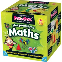 BRAIN BOX MES PREMIERES MATHS