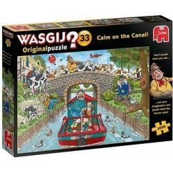 Puzzle 1000 pièces - WASGIJ Original 33