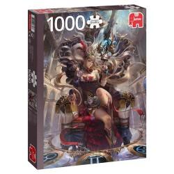 Puzzle 1000 pièces - Reine du zodiaque
